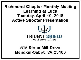 April Meeting 2018