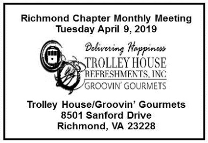 April Meeting 2019