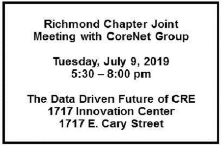July Meeting 2019