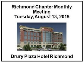 August Meeting 2019