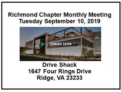 Sept Meeting 2019