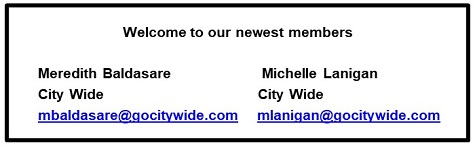 our newest members Oct 2019
