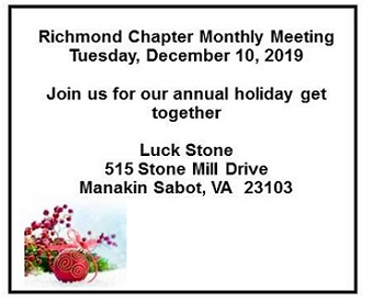 December Meeting 2019